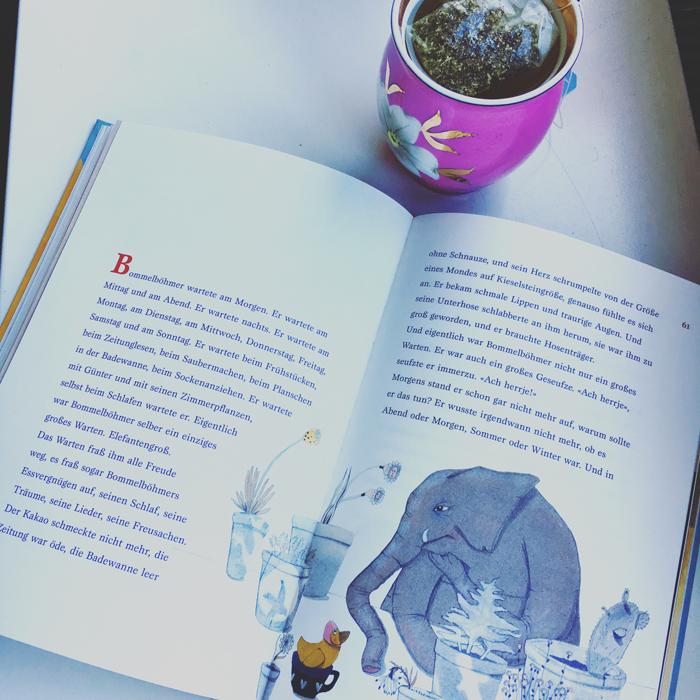"""In Kinderbüchern wie """"Bommelböhmer und Schnauze"""" kannst du dir abkucken, wie lebendige Sprache geht. Bildhaft und ohne lästige Passivsätze oder Nominalstil."""