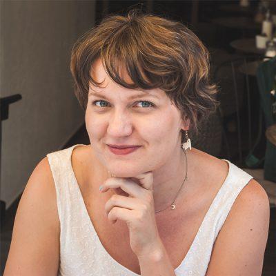 Texterin Elise Graf